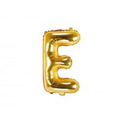 "Balon foliowy litera ""E"""