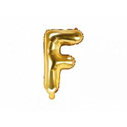 "Balon foliowy litera ""F"""