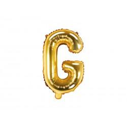 "Balon foliowy litera ""G"""