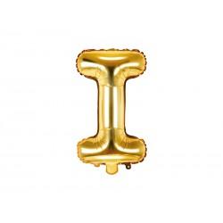 "Balon foliowy litera ""I"""