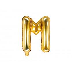 "Balon foliowy litera ""M"""
