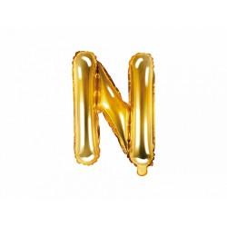 """Balon foliowy litera """"N"""""""