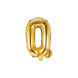 "Balon foliowy litera ""Q"""