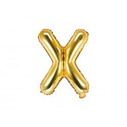 """Balon foliowy litera """"X"""""""