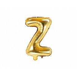 """Balon foliowy litera """"Z"""""""