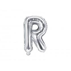 """Balon foliowy litera """"R"""" 40cm"""