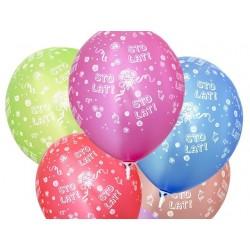 """Balon 14"""" 100 lat"""