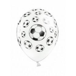 Balon 30cm, Piłki nożne, Pastel P. White 1szt