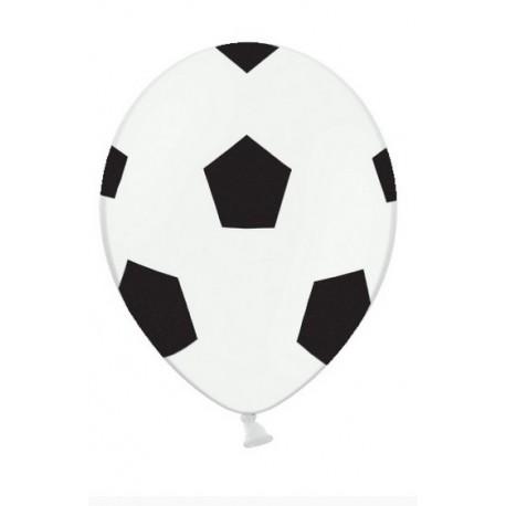 Balony 30 cm, Piłka, Pure White