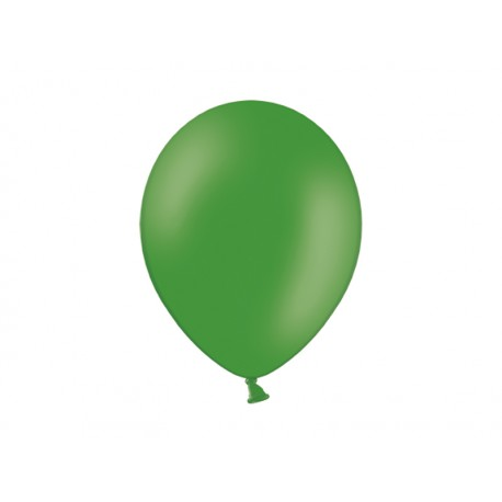 Balony 14'/30cm', Pastel Leaf Green 1szt