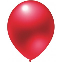 Balon 14'', Metallic Cherry Red, 1szt