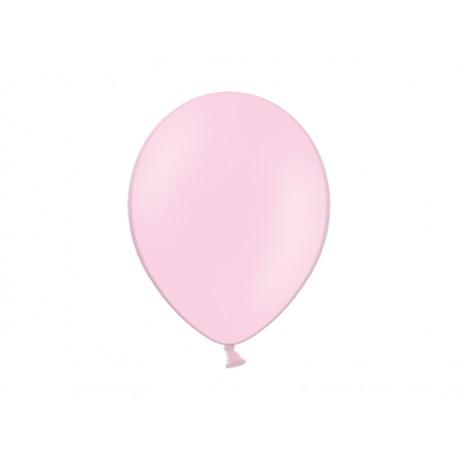 Balon 10'', Pastel Pink, j. rózowy 1szt
