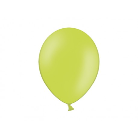 Balon 10'', Pastel Apple Green, j. zielony 1szt