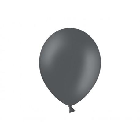 Balon 10'', Pastel Wild Pigeon, szary 1szt