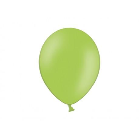 Balon 10'', Pastel Lime Green, j zielony 1szt
