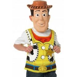 Chudy Toy Story maska i kamizelka strój