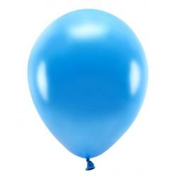 """Balon gumowy 10"""", niebieski, 1szt"""