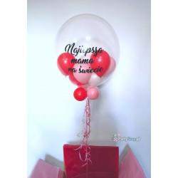 Bubbles z helem na Dzień Matki