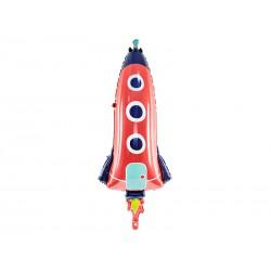 Balon foliowy Rakieta 44x115cm