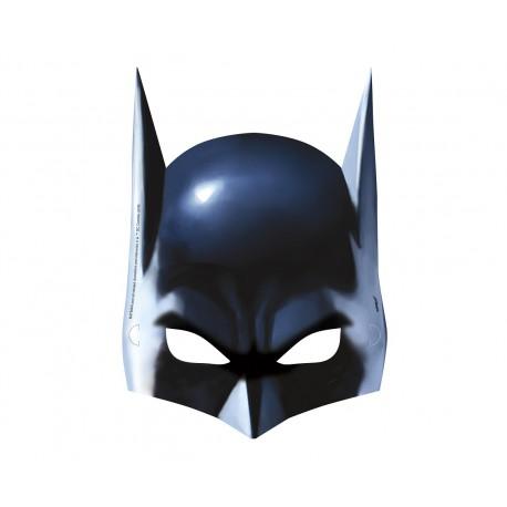 Maseczki papierowe Batman 8 szt