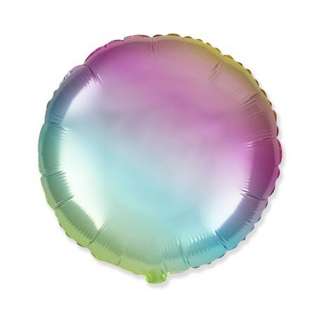 Balon foliowy JUMBO Okrągły pastelowy