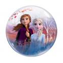 "Balon foliowy 22"" QL Bubble DN FROZEN II"