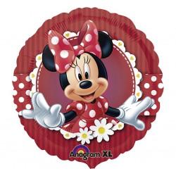 """Balon foliowy 18"""" Myszka Minnie"""