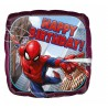 "Balon foliowy 18"" Spiderman Happy Birthday"