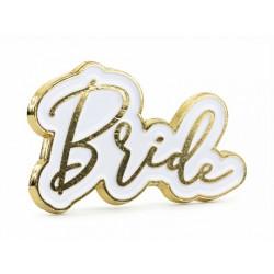 Przypinka Bride 3.5x2cm