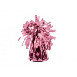 Obciążnik do balonów foliowy różowe złoto
