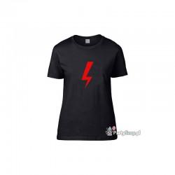 Koszulka personalizowana na Protest Kobiet L czarna