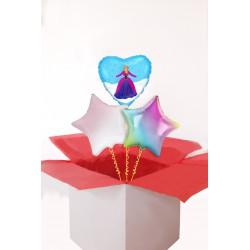 """Balony w pudełku FUN BOX (3x18"""")"""
