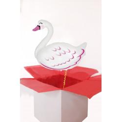 """Balony w pudełku SURPRISE BOX (24"""")"""