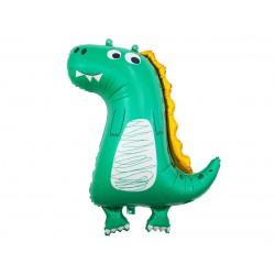 Balon foliowy Dinozaur (rysunkowy) 89 cm
