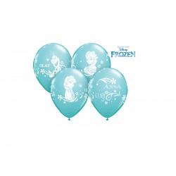 Lateksowe balony urodzinowe Frozen - Kraina Lodu.