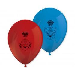 Balony PSI PATROL, 8 szt.
