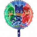 Balon foliowy Koło Pidżamersi PJmask
