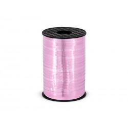 Wstążka plastikowa różowya 225m