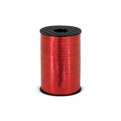 Wstążka plastikowa czerwona 225m