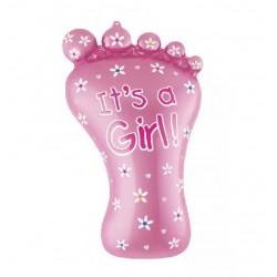 Balon Stópka Dziewczynka, mały