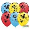 Balon  11 cali  MICKEY 1 szt