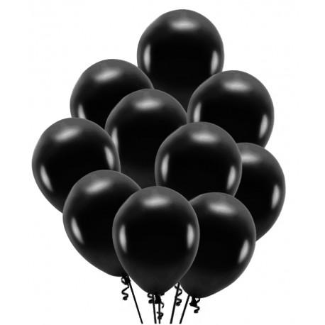 balon czarny