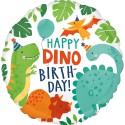 "Balon 18"" Dino-Mite Party"