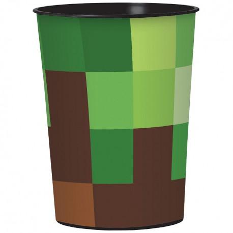 Kubek Plastikowy wielokrotnego użytku TNT 473 ml, 1 szt