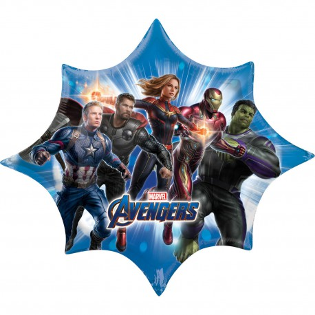 Balon Avengers Endgame  88x73 cm