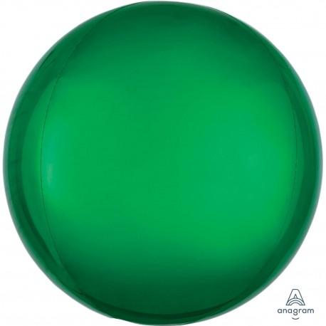 Balon foliowy orbz zielony