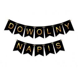 Baner DOWOLNY NAPIS