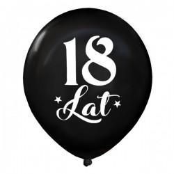 """Balon gumowy 14'' """"18 lat""""..."""