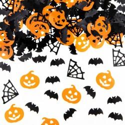 Konfetti Halloween foliowe...