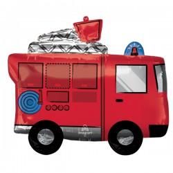 Wóz strażacki Balon foliowy...